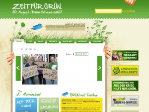 Die Blogplattform zeit-fuer-gruen.de